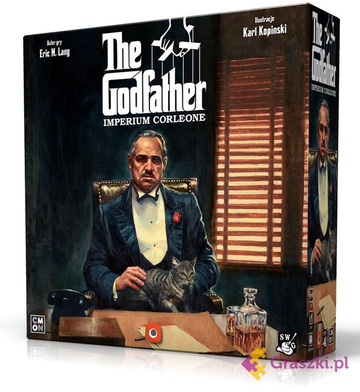 The Godfather: Imperium Corleone | Portal (darmowa dostawa)